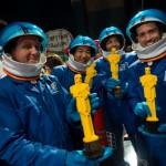 """O sucesso da noite: Os Oscars de Lego, com o pessoal do número """"Everything is Awesome"""""""